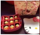 Kitty 9Pcs Chocolates Genuine Condoms
